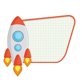 Rocket, Spaceship, Clip Art, Clipart, Cute, Kids
