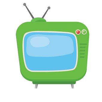 Television, Clip Art, Clipart, Cute, Kids, Design