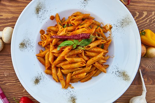 Pasta, Dough, Hot, Italy, Food, Healthy Eating, Kitchen