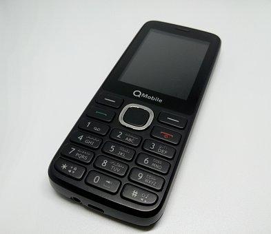 Phone, Feature Phone, Keypad, Phone Keypad
