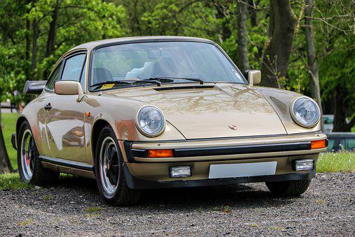 Porsche 911, Sportscar, Car, Vehicle, Auto
