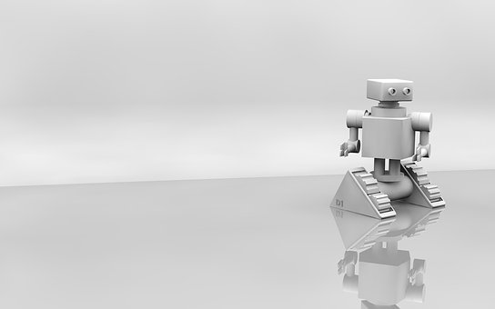Robot, 3d, Print, Wallpaper, Ai, Machine, Robotic