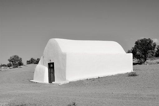 Cyprus, Psematismenos, Church, Orthodox, Religion