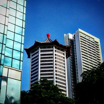 Tang, Singapore, Orchard, Asia, Modern, Traditional