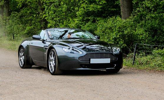 Aston Martin Vantage, Sportscar, Car, Vehicle, Auto
