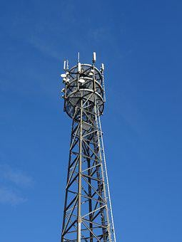 Radio Tower, Antenna, Transmission Tower, Radio