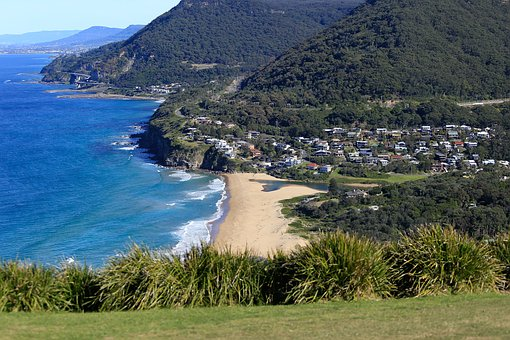 Stanwel Tops, Australia, Tourism, Sky, Ocean, Tops, Sea