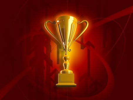 Trophy, Sport, Cup, Competition, Winner, Award, Design
