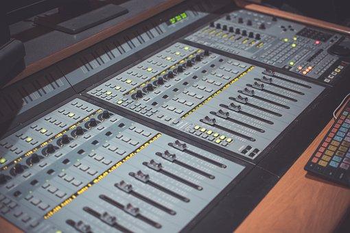Pro Studio, Music Studio, Console, Music, Audio, Studio