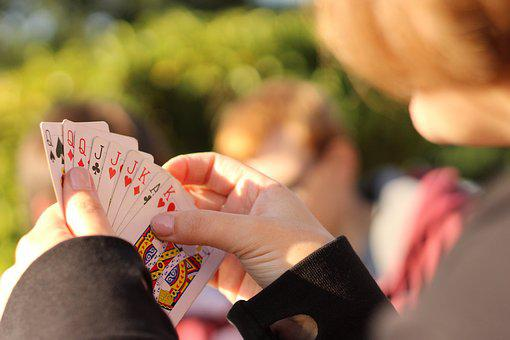 Cards, Doppelkopf, Hand, Play, Decision, Card Game
