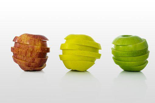 Fruit, Apple, Healthy, Frisch, Autumn, Vitamins, Sweet