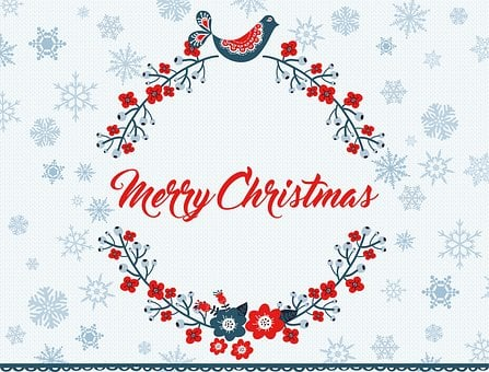 Merry Christmas, Christmas, Greeting, Celebration