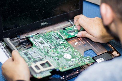 Electronics, Repair, Technical Assistance, Notebook