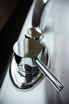 Tap, Steel, Bathroom