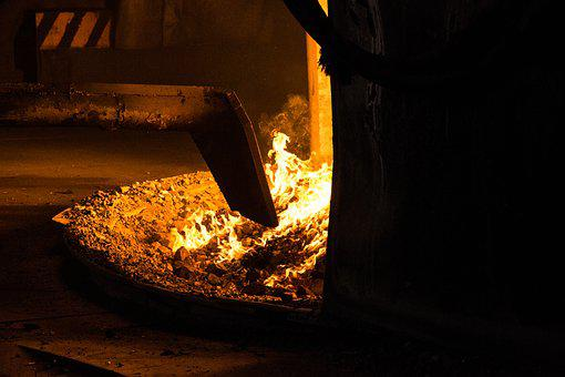 Metallurgy, A Ferro-alloy, The Electric Arched Furnace