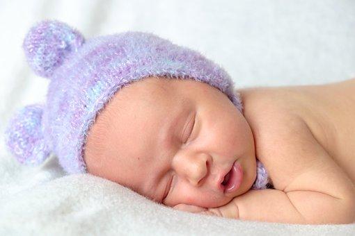 Babe, Baby, Dream, Person, Portrait, Newborn, Childhood