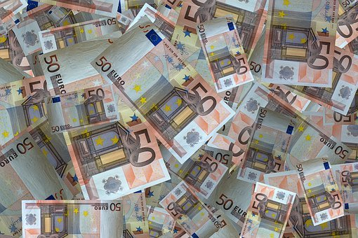 Money, Bank Note, Euro, Currency
