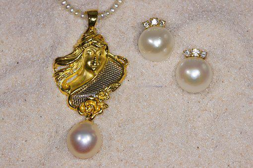 Jewellery, Gold, Beads