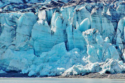 Alaska, Cruise, Iceberg, Sea, Nature, Glacial