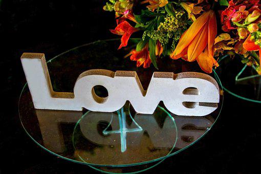 Decoration, The Word Love, Love, Love Story, Desire