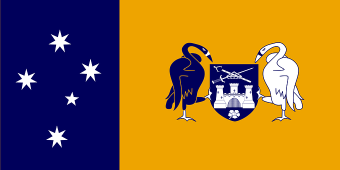 Flag, Australian Capital Category, Civil Flag