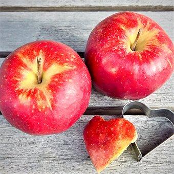 Apple, Fruits, Pome Fruit, Red Is Sweet, Tart, Crisp