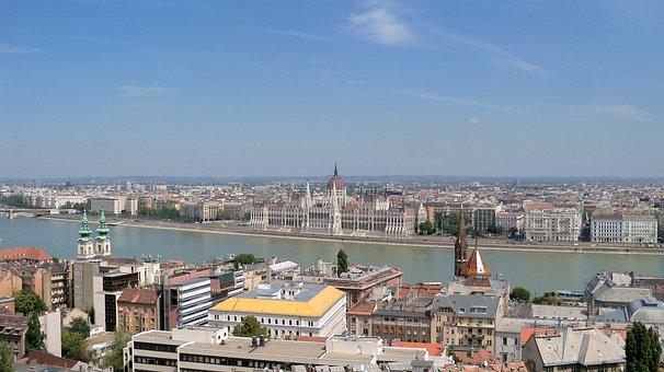 Budapest, Danube, View, Hungary