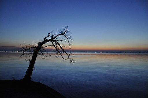 Lake Garda, Lazise, Winter