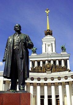 Lenin, The Ussr, Enea, Moscow, The Soviet Union