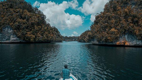 Ocean, Caribbean, Summer, Sea, Tropical, Beach, Travel