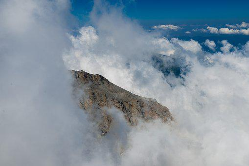 Here, Mountain, Olympus