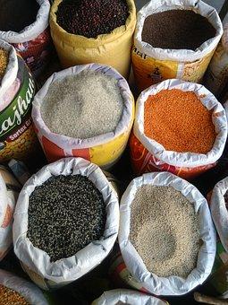 Spices, Food, Powder, Pepper, Kind, Herb