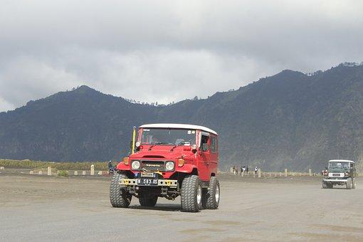 Adventure, Jeep, Br, Car, Trip, Travel, Landscape