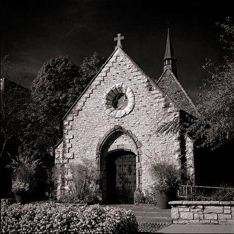 Architectural, Joan Of Arc Chapel, Marquette University