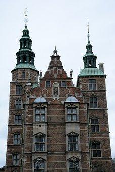 Copenhagen, Castle, Schloss, Royal, Architecture