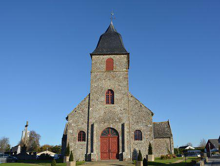 Church, Christian Monument, Catholic, Religious