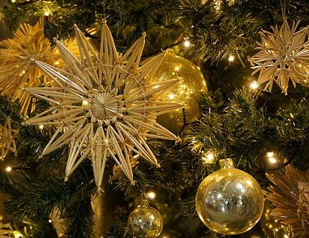 Christmas, Christmas Decorations, Christmas Ornaments