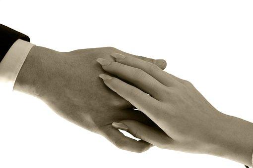 Hands, Contact, Affection, Love, Friendship, Comfort