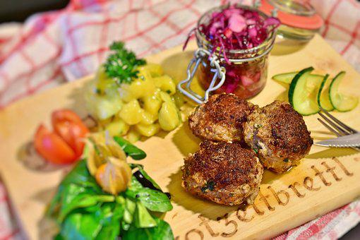 Meatballs, Meat, Minced Meat, Dinner, Benefit From, Eat