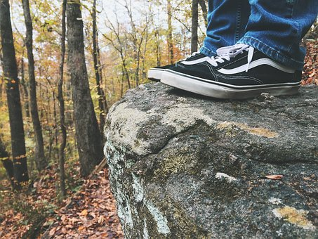 Shoes, Vans, Hiking, Adventure, Outdoor, Nature