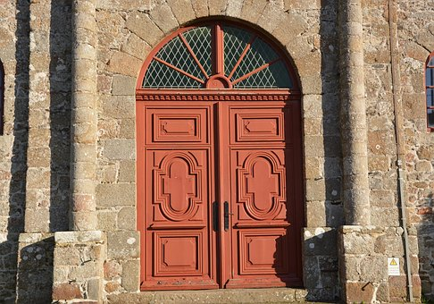 Red Portal, Church, Religious Monuments