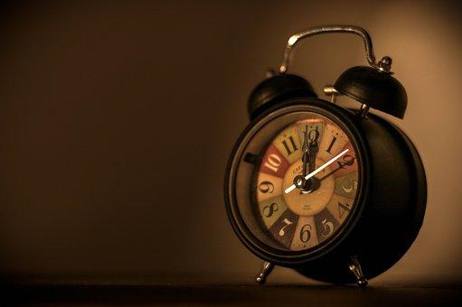 Clock, Time, Time Clock, Minute