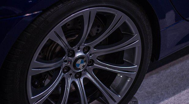 Bmw M5, E60, V10, Wheel, Car, Auto, Transportation
