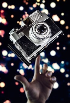 Camera, Analog, Photography, Photo, Retro, Vintage