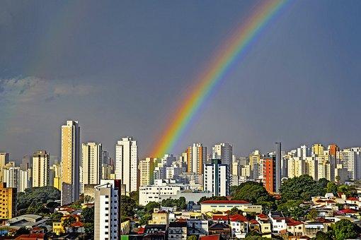Rainbow, São Paulo, Brazil