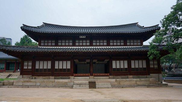 Korea, Seoul, Travel, Asia, City, Landmark, Building