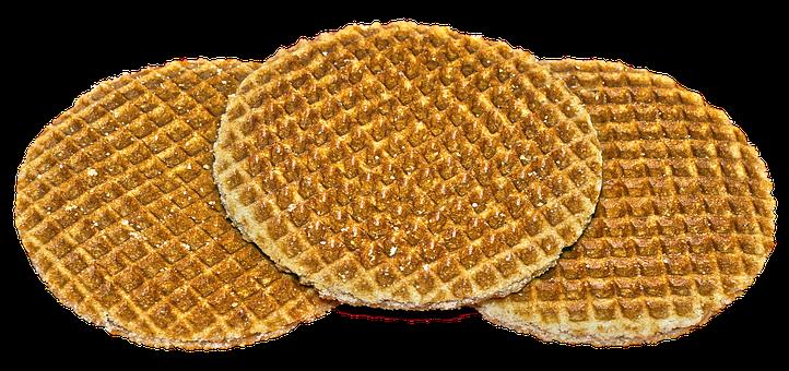 Waffles, Honey Waffle, Crispy, Waffle, Hip, Eiserkuchen