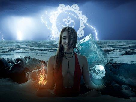 Fantasy, Sci-fi, Scifi, Spirituality, Zen, Om