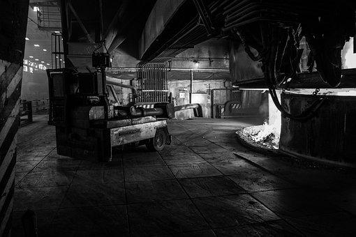 Metallurgy, A Ferro-alloy, Radiance, Fire, Oven