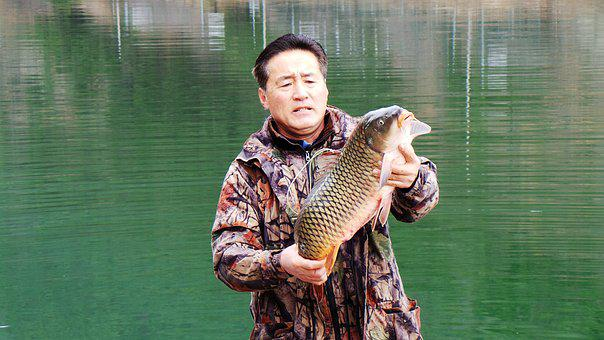 Fisherman, Carp, Seomjin, Monthly Cleaning
